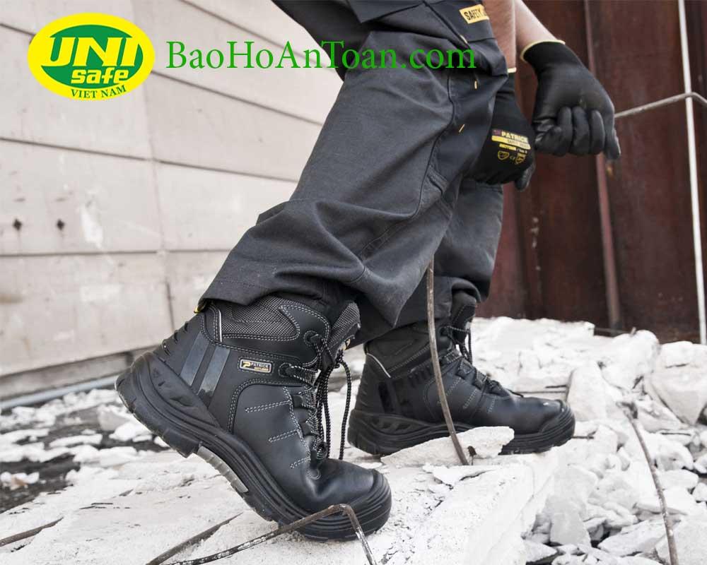 các loại giầy dép bảo hộ lao động