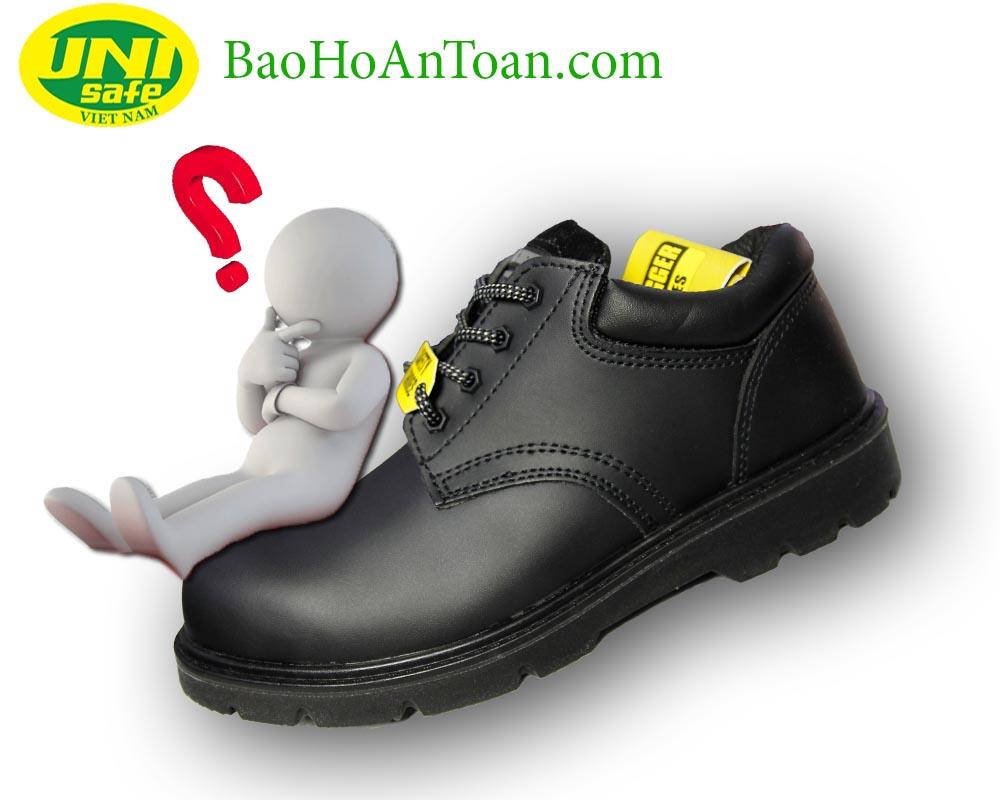 các câu hỏi thường gặp về giầy bảo hộ lao động