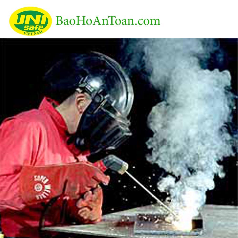 Sự độc hại của khói hàn và đồ bảo hộ lao động